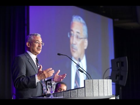 Invited Address—U.S. Representative Bobby Scott