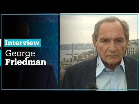 Turkey-US Relations: George Friedman, Chairman of Geopolitical Futures