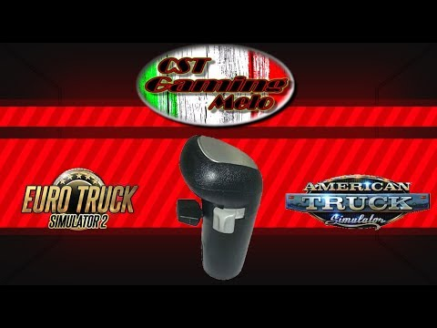 Build your own Eaton Fuller Shifter for ATS & ETS with CST Gaming