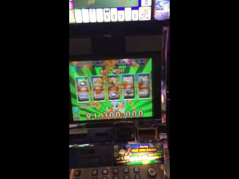 HUGE HIT!!! Quarter Million Dollar Progressive Win on Monopoly Jackpot Station