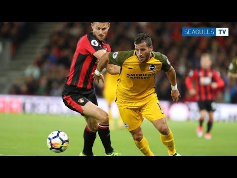 AFC BOURNEMOUTH 2 BRIGHTON & HOVE ALBION 1