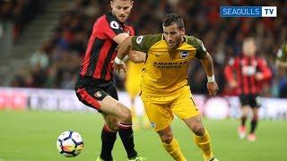 Video Gol Pertandingan AFC Bournemouth vs Brighton & Hove Albion