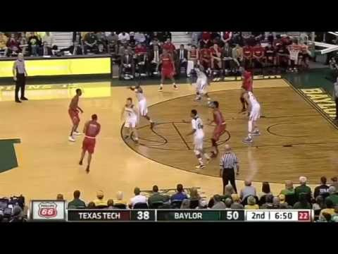 #23 Jamal Williams Jr. Texas Tech Highlights