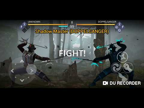(SHADOW FIGHT 3) IMPOSSIBLE MOD (UNKNOWN VS WRAITH & MY DOPPELGANGER) |
