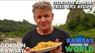 Gordon Ramsay's Spicy Fried Rice Recipe from Indonesia
