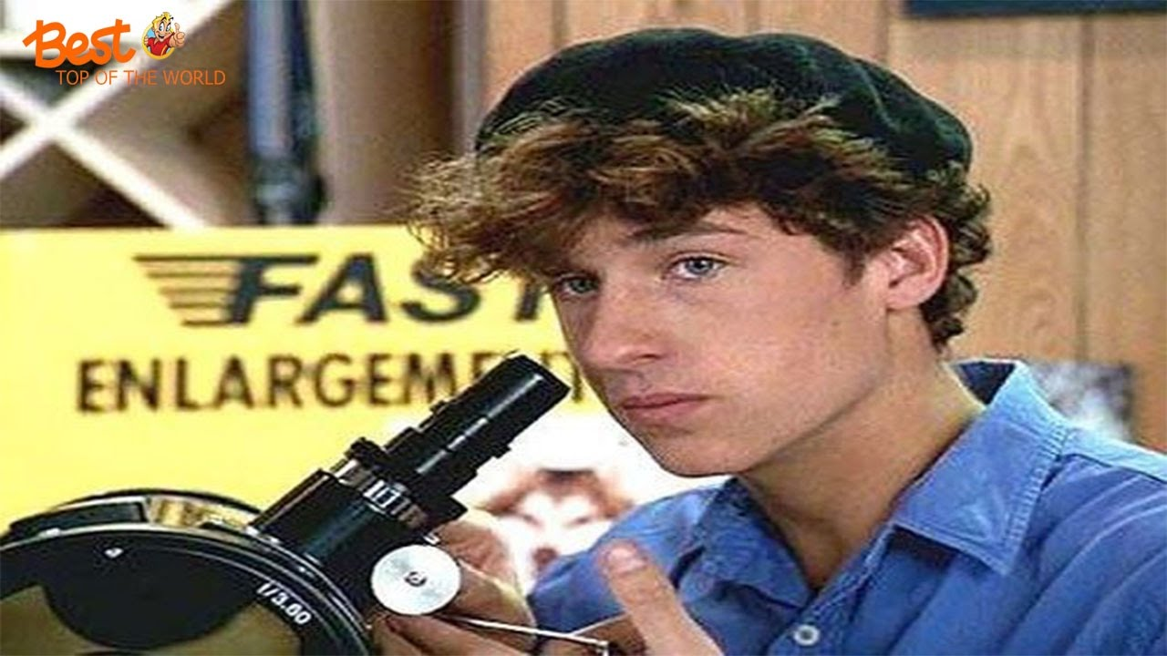 Top 20 Pictures Of Young Patrick Dempsey