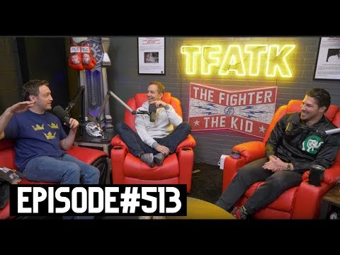 The Fighter And The Kid - Episode 513: Dan Soder