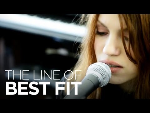 """Soap&Skin perform """"Lost"""" for The Line of Best Fit"""