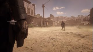 Marty Robbins - Big Iron [Red Dead Online Movie]
