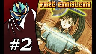 Lets Play Fire Emblem Blazing Sword Chapter 2 Chapter