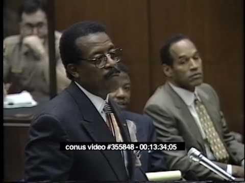 OJ Simpson Trial - March 9th, 1995 - Part 1