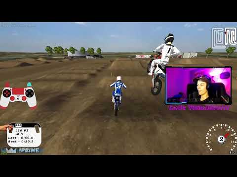 Crazy Fun MX Simulator Race W/ The Boys