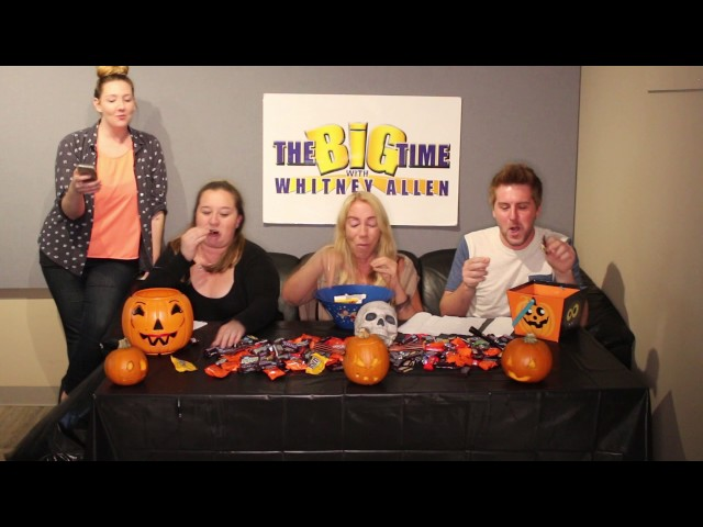 Halloween Wars 2016: Candy Eating Contest