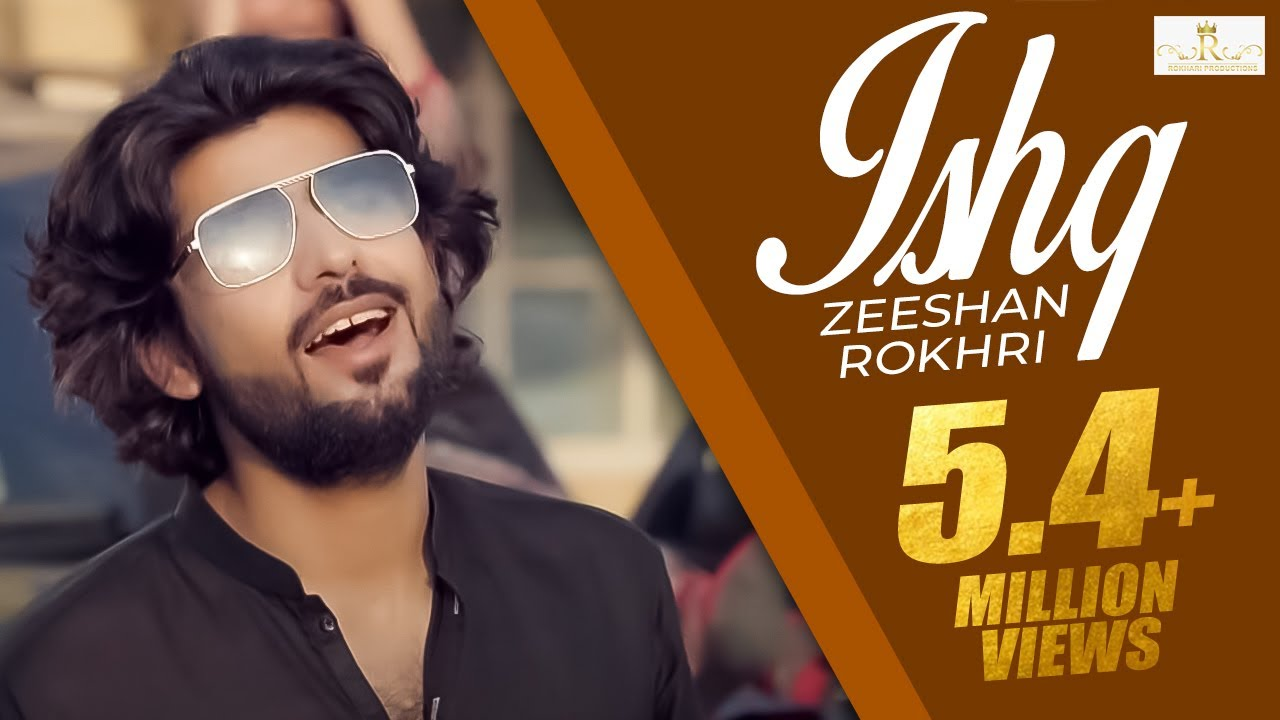 Download #Ishq (Badshah Rul Gy) | Official Video Song | Zeeshan Rokhri Latest Song 2020