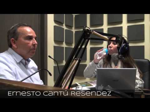 Entrevista con Ernesto Cantú Resendez