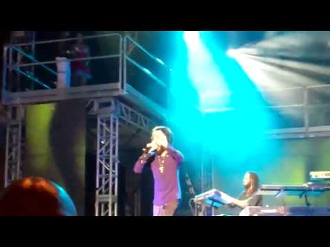 "Protoje @ Reggae Sumfest, Montego Bay 7-23-11 Performing ""Wrong Side Of The Law"""