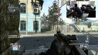 Black Ops 2 First Ever Mirror Gameplay - Free For All Friday