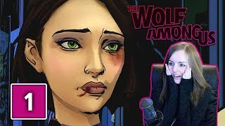 FAITH | The Wolf Among Us Gameplay Walkthrough - Full Episode 1