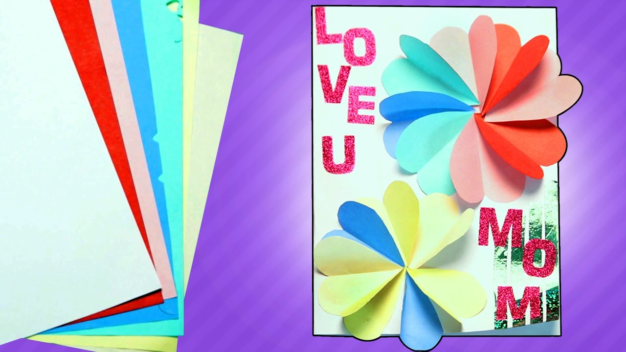 Marvelous Card Making Craft Ideas Part - 1: Greeting Card Making Ideas | Craft Ideas | Greeting Card Designs | Paper  Craft