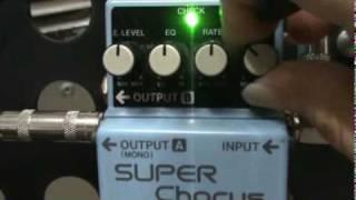 BOSS CH-1 SUPER CHORUS MOD BY GUILOXUR