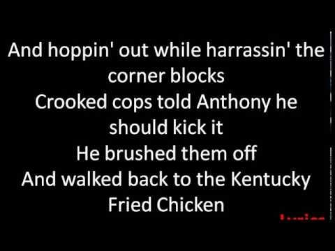 Kendrick Lamar Duckworth Lyrics