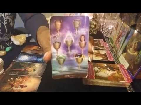 tarot cards dating
