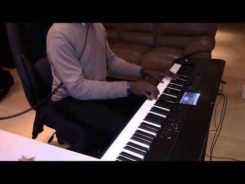 Casting Crowns by Nathaniel Bassey (Piano Instrumental)