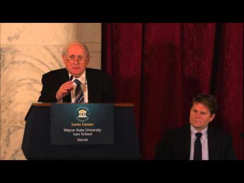 Congressional Oversight of Classified Programs – 40 Years after the Church Committee (10-20-15)