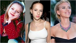 Scarlett Johansson Transformation From 1 To 36 Years Old (2021)
