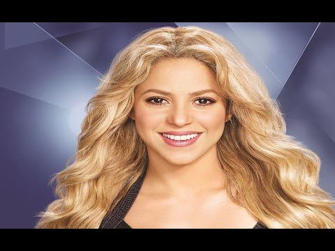 Shakira Oral B 3d White Strips October 2014 Commercial video
