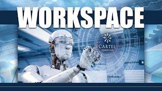 Форекс. Онлайн торговля с советником WorkSpace EURUSD 31.08.2017
