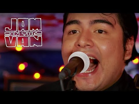 "CUTTY FLAM - ""Robot Heart"" (Live in Coachella Valley, 2015) #JAMINTHEVAN"
