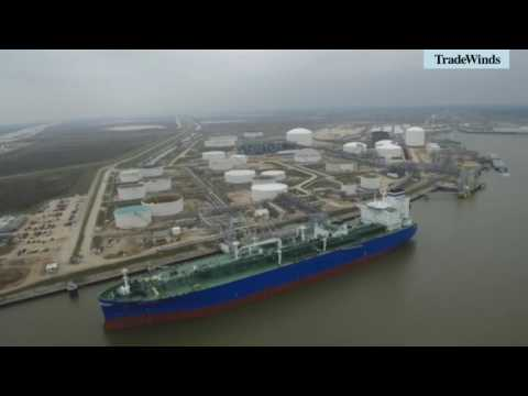 First exports from Phillips 66's Freeport LPG terminal