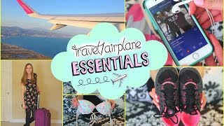 ☼Spring Break Airplane/Vacation Tips: What to Pack!☼