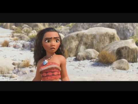 Disney's Moana - Video Sync to
