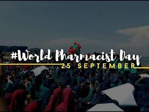 25 SEPTEMBER World Pharmacist Day [ WPD ]