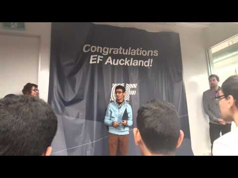 EF AUCKLAND