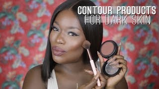 CONTOUR products for DARK SKIN