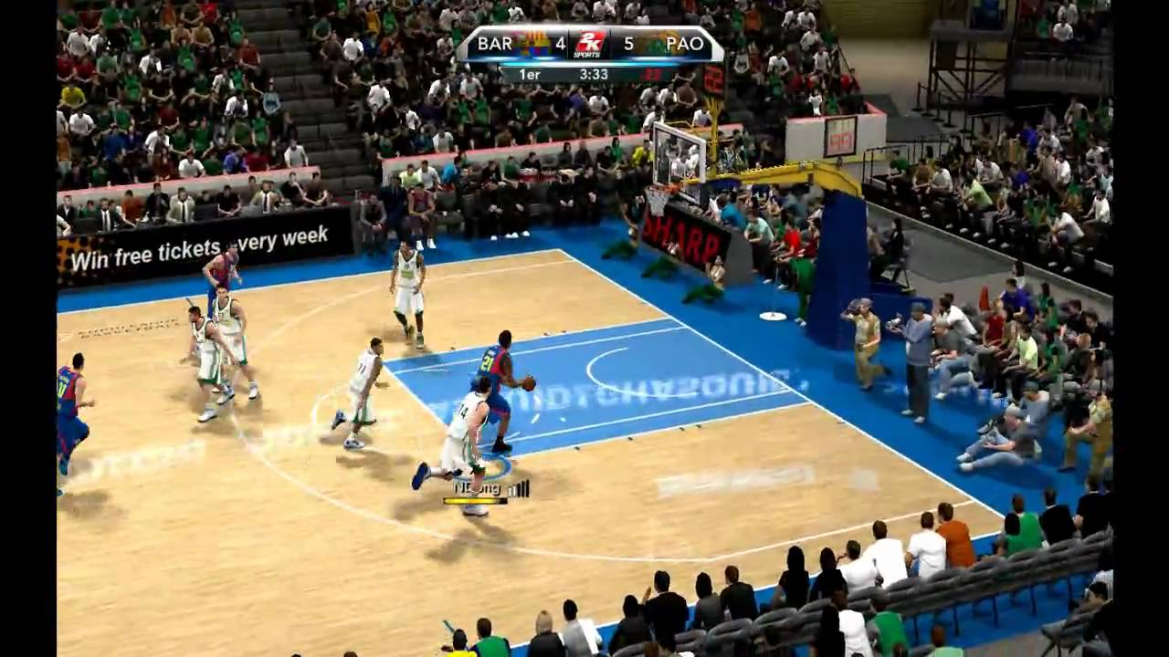 14 games like euroleague basketball manager for pc – top best.