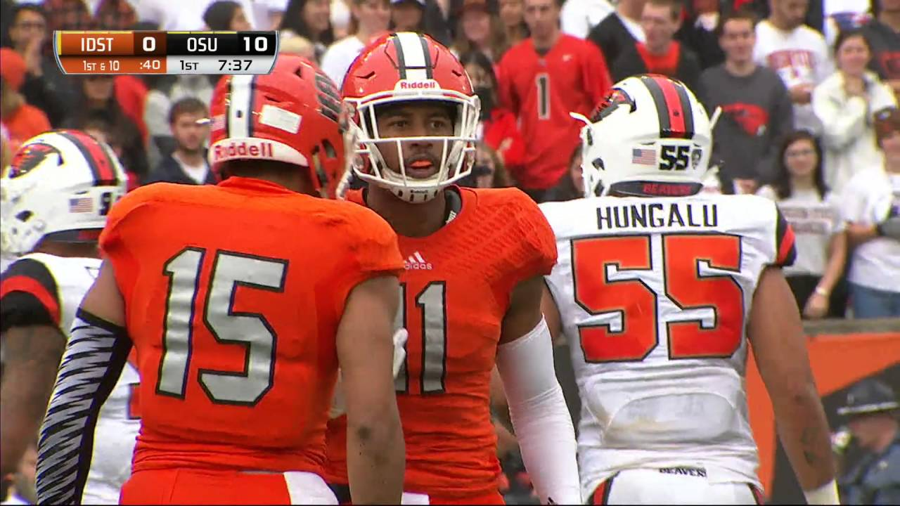 Download FOOTBALL IN 60: IDAHO STATE AT OREGON STATE - 9/17/16
