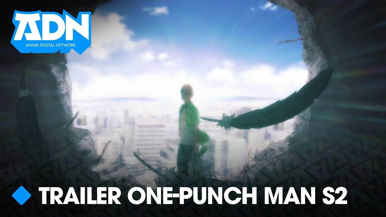 One-Punch Man saison 2 - Trailer VOSTFR