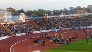 Zlatá Tretra Ostrava 2013