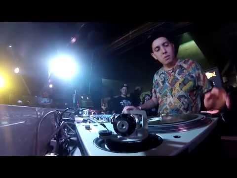 DJ Marquinhos Espinosa Red Bull Thre3style 2014 Brazil National Final