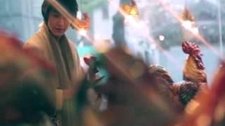 Moon geun young and Kim bum MV Christmas Eve Sky