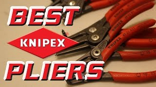 Knipex snap ring pliers