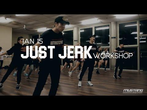 JUST JERK WORKSHOP MALAYSIA | MDS 2017