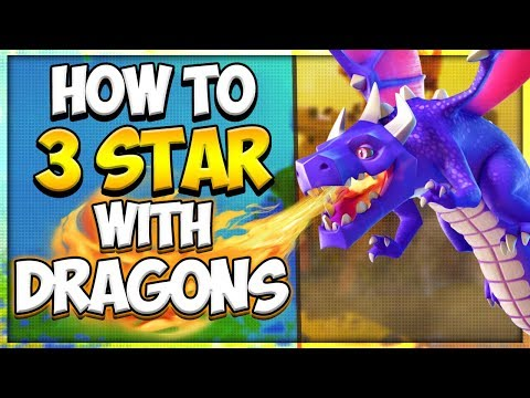 TH 8 Best Dragon Attack Strategy Guide | Dragloon Explained | Clash Of Clans