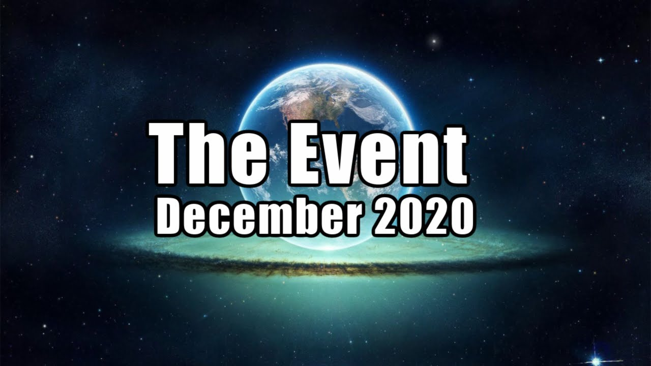 THE EVENT | December 2020 - download from YouTube for free