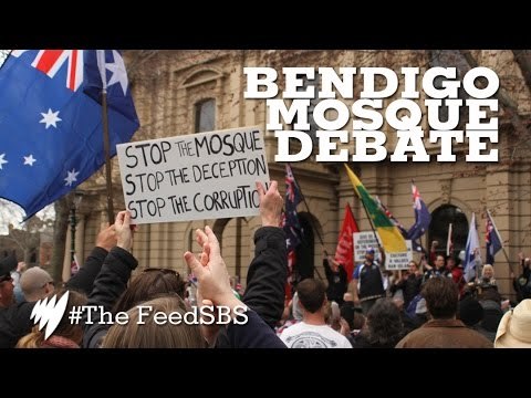 Bendigo mosque debate I The Feed
