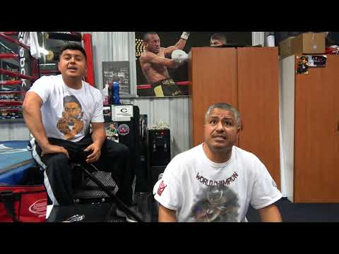 Robert Garcia Reveals What He Told Lipinets After Mikey Garcia Fight EsNews Boxing